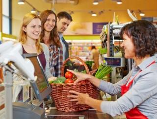 「スーパーのレジでの待ち時間が短くなる!?」ちょっと便利なおまじない