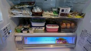 松村先生の冷蔵室