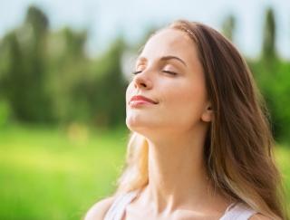 呼吸のペースが目で分かる!?リラックス効果のある呼吸法を視覚化するアプリ「Breathe+」