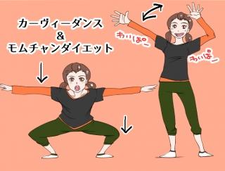 【漫画レポート】朝イチエクサでやせ体質に!-13.8kgやせを叶えた運動法