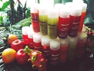 ファミマで買える本格派フルーツジュース「Shine&Shine」でビタミンチャージ #Omezaトーク