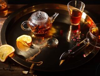 寝る前に紅茶を飲むとリラックス。安眠効果も大!