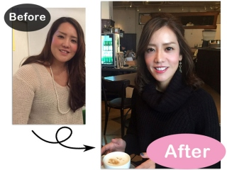 MariIryuさんの昔と今の写真