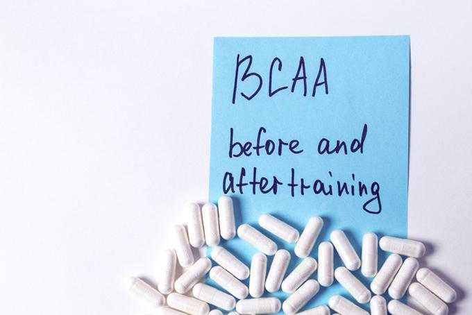 BCAAのサプリメント
