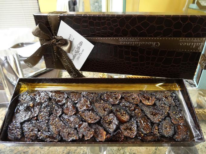 ドランクンフィグケーキバイツというチョコレート