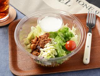 「ローソンは大革命を起こした」 新機軸の「トルティーヤチップと食べる! ざくざくサラダ」が「旨すぎてヤバい!」と大好評