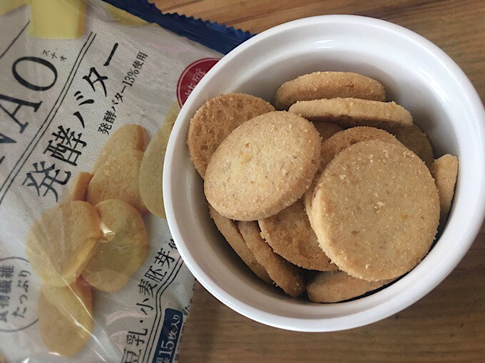 SUNAO発酵バタービスケットの写真