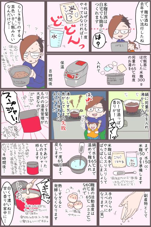 甘酒漫画2