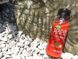暑い夏のお共に「FRUTA FRUTA PRESS スイカ」で水分補給 #Omezaトーク