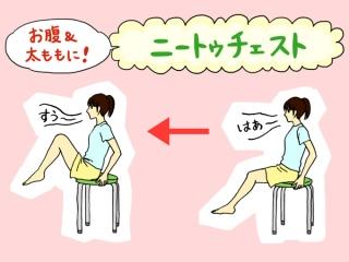 キヨノさんのエクサ法