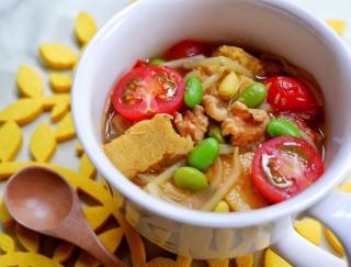 梅雨のイライラを解消!気分をポジティブにしてくれる簡単カレースープレシピ