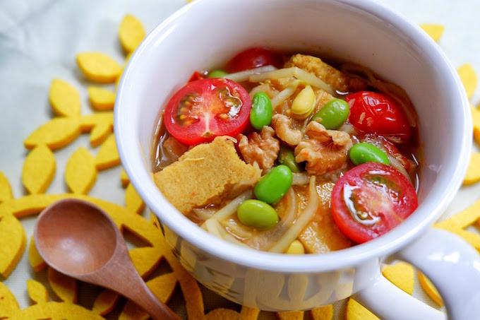 梅雨も心地よく過ごすポジティブカレースープ