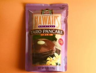 カルディで買えるハワイの新定番おやつ。紫のモチモチ食感「タロパンケーキ」をつくってみた!