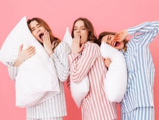 ぐっすり眠れる5色をパジャマに活用! 意外と知らない「パジャマの色」と「心地よい眠り」の深い関係