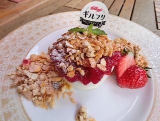 おいしいのにヘルシー!「ギルフリ・スイーツ」が楽しめる表参道カフェ #Omezaトーク