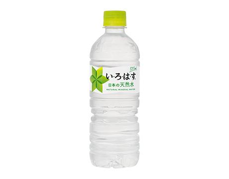 い・ろ・は・す シリーズ(日本コカ・コーラ)