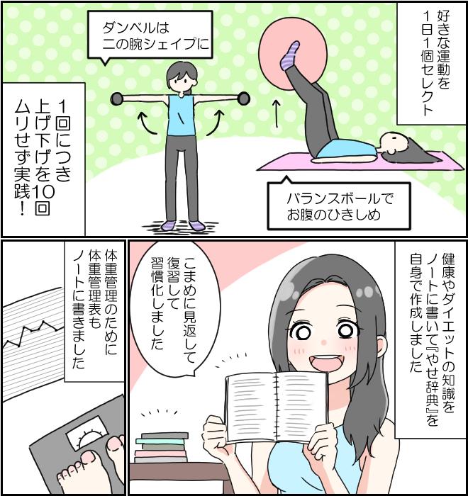 漫画運動編2