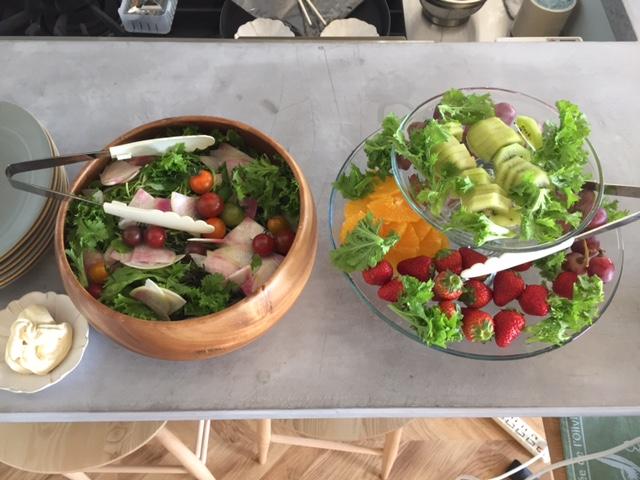 ビオテラスオルガニカ箱根のオーガニック朝食