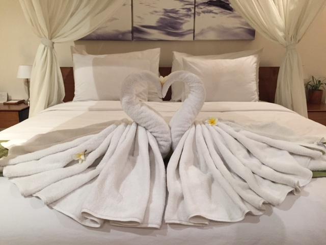 「ザ・サマタ」の1ベッドスイートルーム