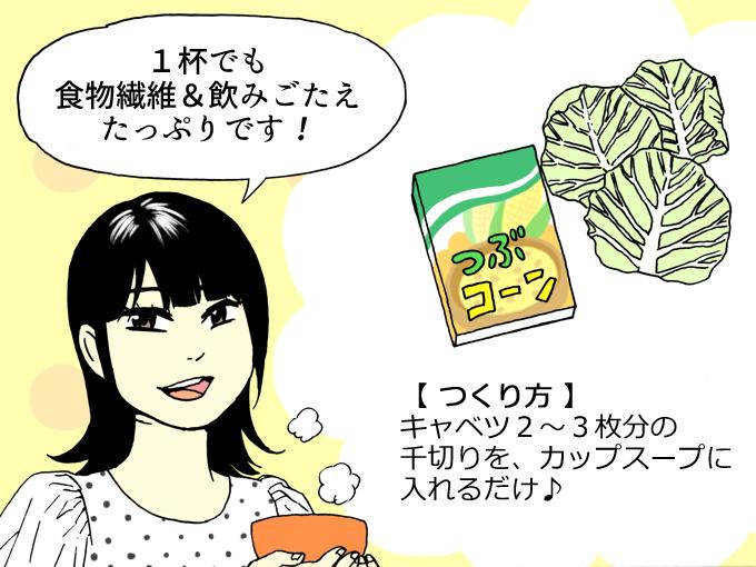 マキさんのダイエット法