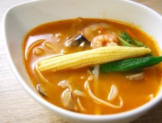 「辛いけどデトックスによさそう!」タイ料理のド定番「トムヤムクンスープ」がファミリーマートから新発売
