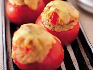 ほどよい酸味が食欲をそそる!美肌やダイエットにもいいトマトを使ったレシピ3選