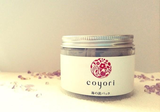 coyori(コヨリ)化粧品の『海泥パックC』の画像