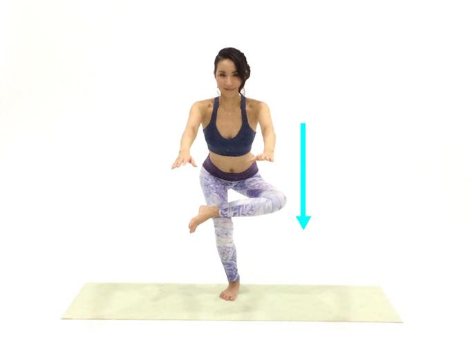自重で強度の高い美脚トレーニング