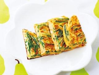 具材を加えてマンネリ打破!朝食やお弁当に大活躍の卵焼きレシピ3選