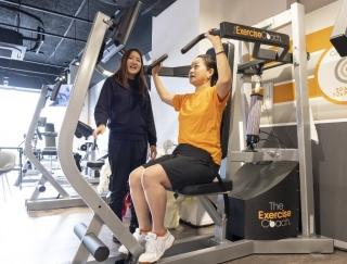 AIを活用したパーソナルトレーニングジムで、この夏、目標体重を目指せ!