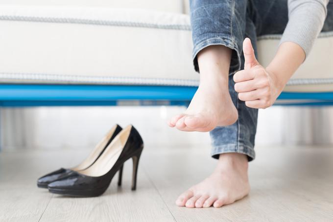 靴のお手入れのイメージ画像