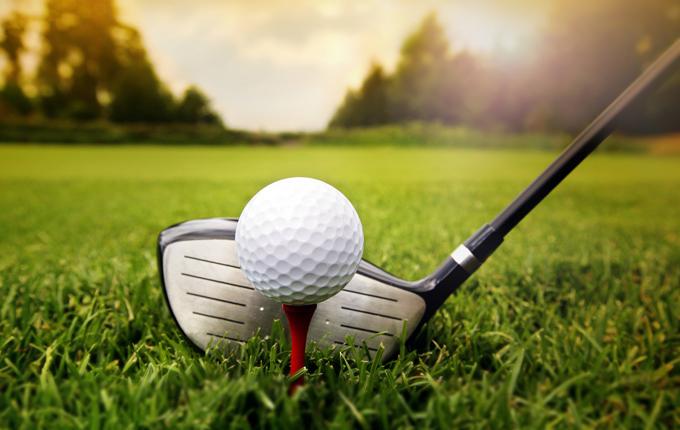 ゴルフをイメージした画像