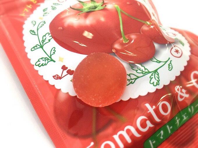 扇雀飴 トマトチェリーグミ