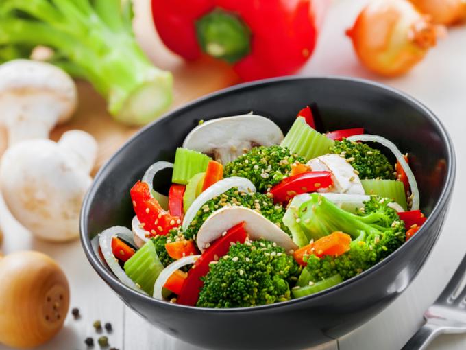 温野菜のメニュー