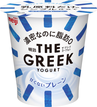 明治THE GREEK YOGURT