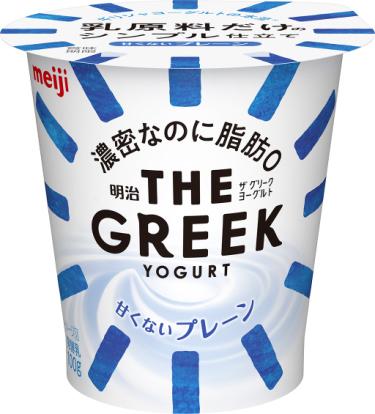 明治THE GREEK YOGURT