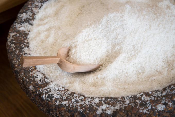 ピランの塩