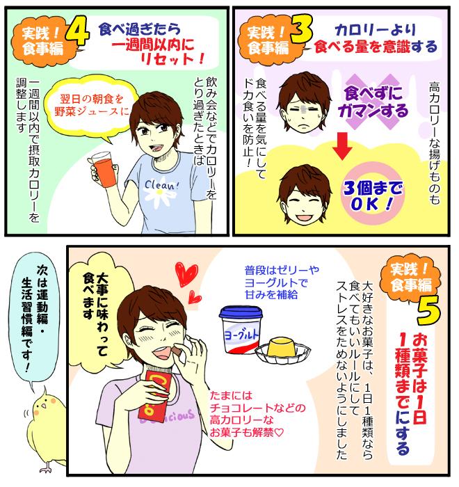 ヨシエさんの食事法2