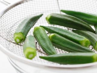 [オクラの茹で方]おいしい茹で方と、食感を良くする2つのコツ