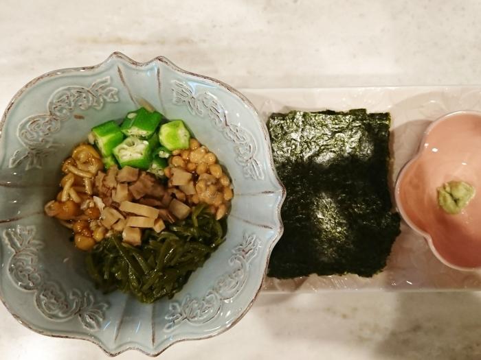 松村先生のネバネバ食