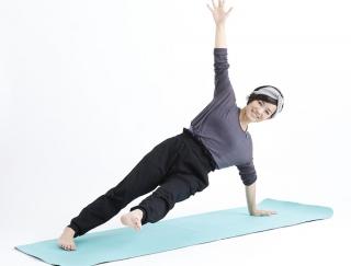 ヒップUPと体幹を鍛える!基礎代謝を上げてやせ体質になるヨガポーズ3つ