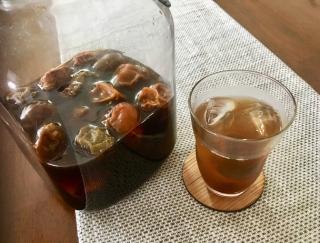 夏疲れにはコレ! 和三盆と梅だけでつくる梅シロップ #Omezaトーク