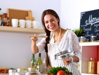 おいしく食べてキレイやせ!「菌活ミルクみそスープ」のつくり方