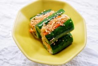 オイキムチ風のレシピ
