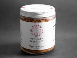 ニューヨーク納豆のパッケージ