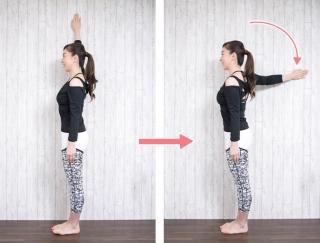 肩こり&肩の痛みを簡単に解消!壁を使った肩甲骨ほぐし【動画】