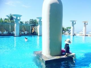 「ザ・ムリア」のプール