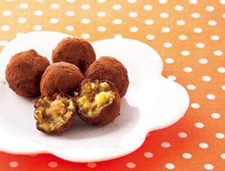 チョコを使わないトリュフもどき!ヘルシーな手づくりスイーツレシピ