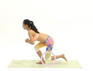 お腹&下半身やせ!腸腰筋・内転筋をトレーニングするスクワット