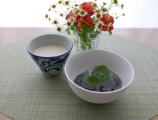 里芋でデザートってアリ!? 低カロでじつはおいしいアイスとプリンのレシピ